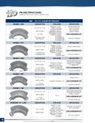 Catalogue - HD Plus - Brake Shoe